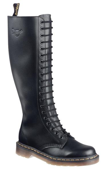 20 Eyelet Boots - Back to Basics