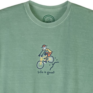 Downtime Bike T-shirt by Life is Good